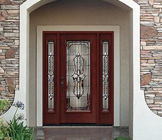 Entry doors bowling green ky midsouth lumber for Jeld wen architectural fiberglass door