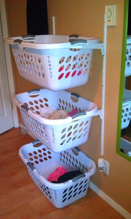50 Genius Storage Ideas All Very Cheap And