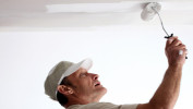Video: Painting A Ceiling